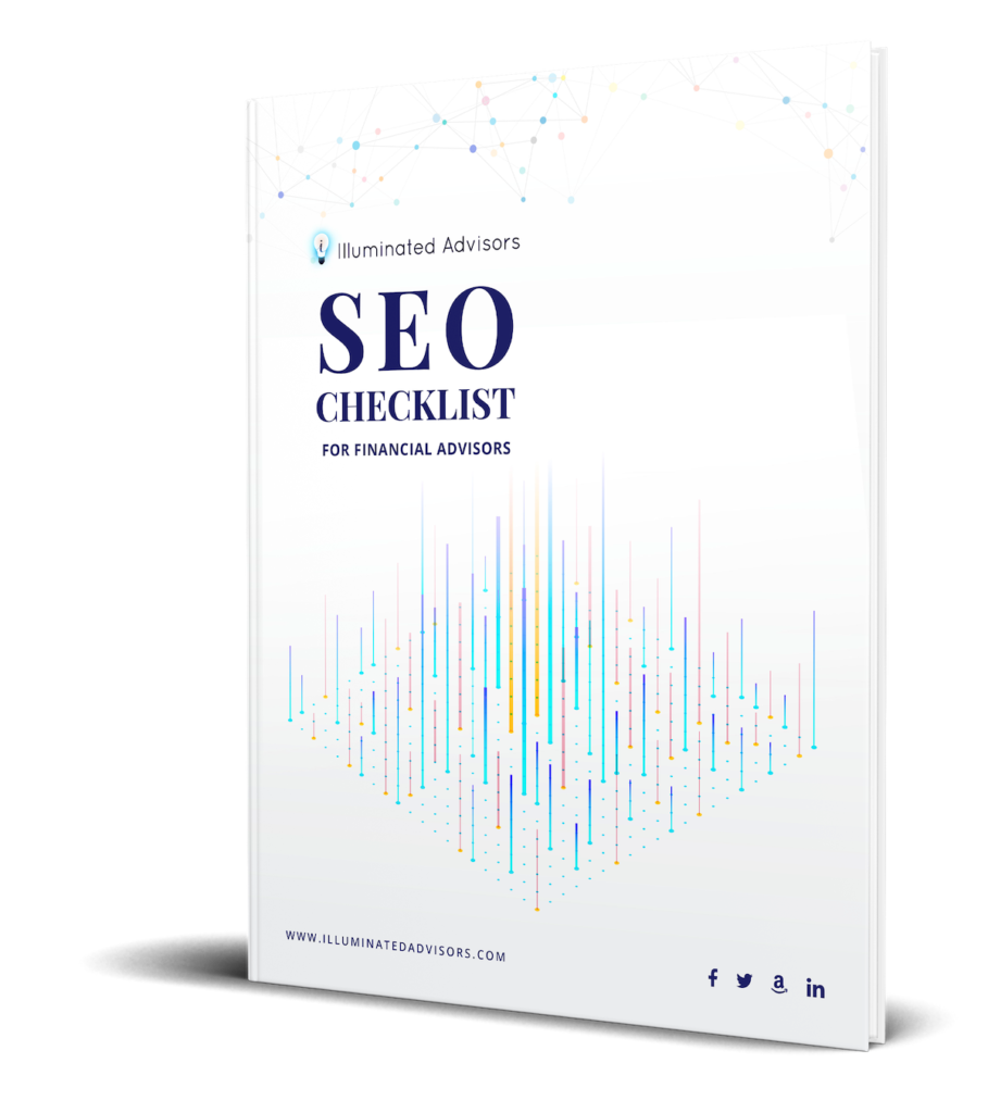 SEO Checklist for financial advisors